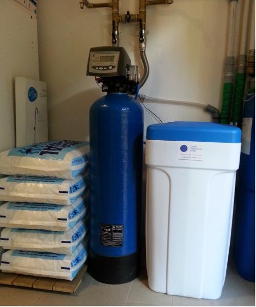 Addolcitori acqua domestici lucca pisa livorno - Centralina acqua per casa ...